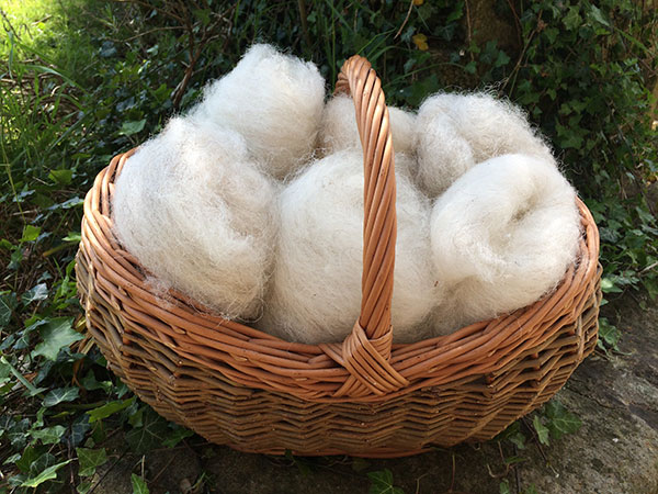 Boreray Carded Fleece (Batts)